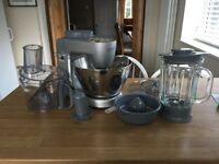 Kenwood multione food mixer KHH321SI