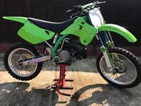 Kawasaki KX 250 1993