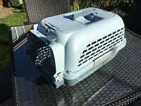 Pet Carrier hardly used in very good condition.