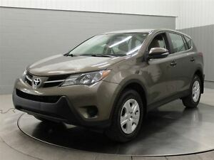 2013 Toyota RAV4 LE AWD AC  MAGS TOUT EQUIPE