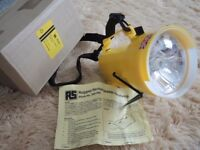 NITECH INDUSTRIAL TORCH BOXED NEVER USED.
