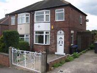 Three Bedroom Semi-Detached - Seagrave Crescent, Sheffield S12 2JN
