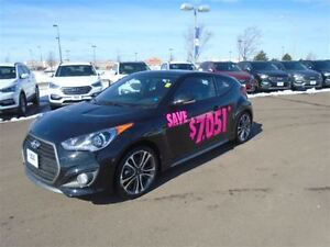 2016 Hyundai Veloster Turbo*** SAVE $10,000***