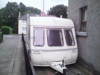 Swift Danette 4 Berth Caravan