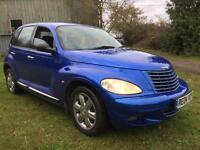 2004 Chrysler PT Cruiser 2.0 - high spec! Leather etc