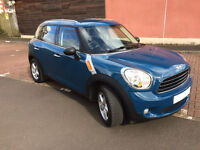 Mini Countryman with Salt pack - Low mileage example - Great condition- Full Mini Service History