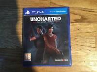PlayStation PS4 2 x games