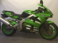 KAWSAKI ZX 636, 2002, FINANCE AVAILABLE, TRADE-IN WELCOME