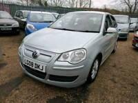 Polo 1.4 Bluemotion - £0 Tax - 65Mpg - Low Miles - FSH