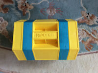 New - Rolykit yellow