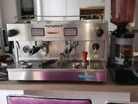 Futurmat Rimini Coffee Machine