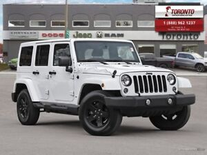 2015 Jeep WRANGLER UNLIMITED Sahara | Leather/tow pkg/remote sta