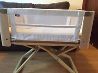 Bednest bedside cot