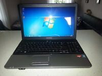 Compaq Presario CQ61 15.6'' HD Screen 4GB RAM 250GB HDD Webcam HDMI
