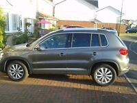 Almost New VW Tiguan for Sale