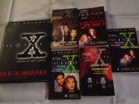 X files books