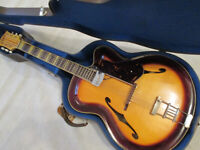 Roger Junior archtop - made in Germany - late fifties.