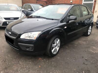 Ford Focus 1.4 Sport 5dr - 2007, 1 Lady Owner, 11 Services, 12 Months MOT, Immaculate Car, £1895
