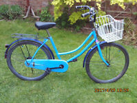 RETRO LADIES SHOPPER ONE OF MANY QUALITY BICYCLES FOR SALE