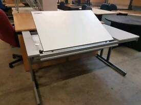 Graphics design desks (x10 in stock)