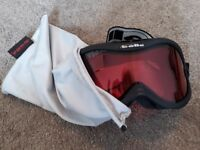 Bolle skiing goggles