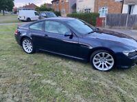 BMW, 6 SERIES, Coupe, 2006, Auto, 4799 (cc), 2 doors