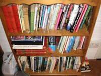 ASSORTED BOOKS - APPROX 400