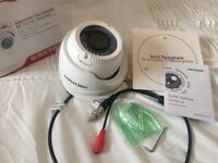 CCTV Camera, 2.8-12mm Varifocal (Zoom) For Analog Swann/Hikvision Etc