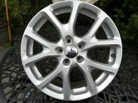 Alloy wheels for a 2016 jeep Cherokee