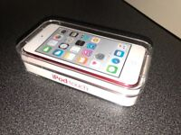 Red Limited Edition iPod Touch - 128GB (New & Sealed)