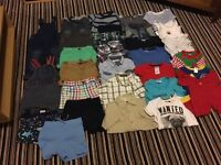 12-18 and 18-24 month boys clothes