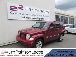 2011 Jeep Liberty 3.7L V-6 4X4 North Edition 5 Pass. w/ Alloy Wh