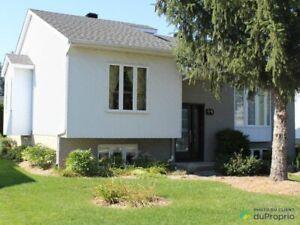 437 800$ - Bungalow à vendre à Boucherville