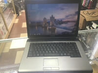 4GB Toshiba Satellite Pro L300 intel pentium dual core@ 2.00Ghz wifi windows 7. office 2007