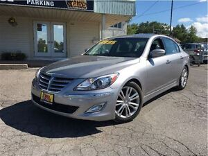 2012 Hyundai Genesis 3.8 LEATHER SUNROOF