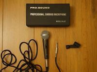 Pro-Sound YU-37 Professional Cardioid Microphone