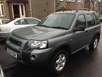 LAND ROVER FREELANDER 2.0 Td4 SE Station Wagon (green) 2004