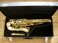 Selmer Super Action SA Series II alto saxophone - excellent sax in superb condition