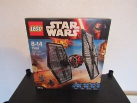 lego star wars - first order special forces tie fighter 75101