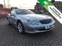 2005 (05) MERCEDES SL350/ ONE OWNER CAR/ FSH/ 12 MONTHS MOT