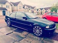 BMW 330ci E46 Coupe M-Sport, Only 87,000 miles