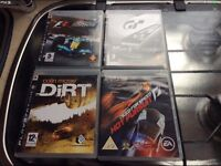 PlayStation 3 racing games