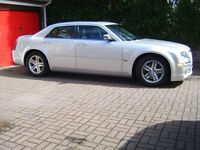 Chauffeur driven Chrysler 300c aka Baby Bentley - Proms / Weddings / Private Hire