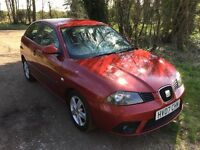 2007 Seat Ibiza 1.2 Sport MOT March 2018, Air Conditioning