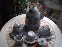14 Piece Chinese tea set