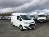 2014 FORD TRANSIT CUSTOM LIMITED