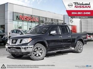2015 Nissan Frontier SL LOCAL TRADE!