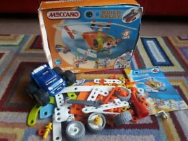 Kids Meccano set