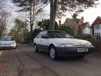 Classic rover 214si. 13 k miles