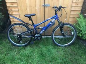 "Apollo Sandstorm mountain bike 20"" for sale"
